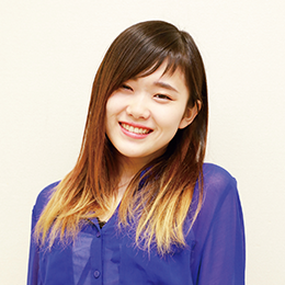 ボーカル専攻 川瀬翼さん 県立藤沢西高等学校卒業。